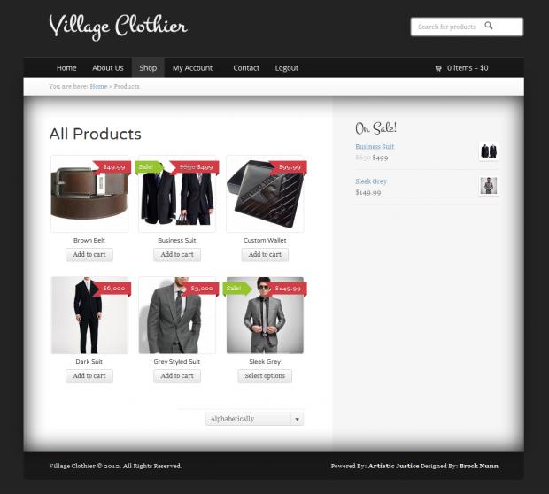 Village Clothier