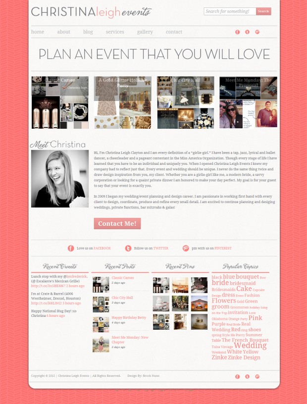 Christina Leigh Events